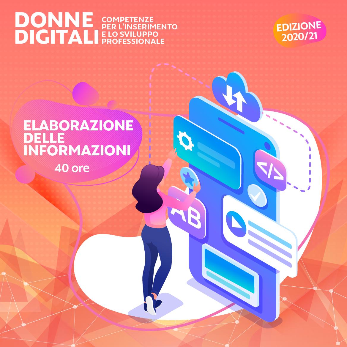 Donne Digitali IL FOGLIO ELETTRONICO CON EXCEL Livello intermedio