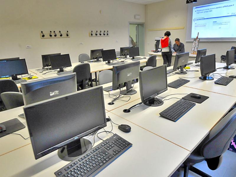 Aule di informatica