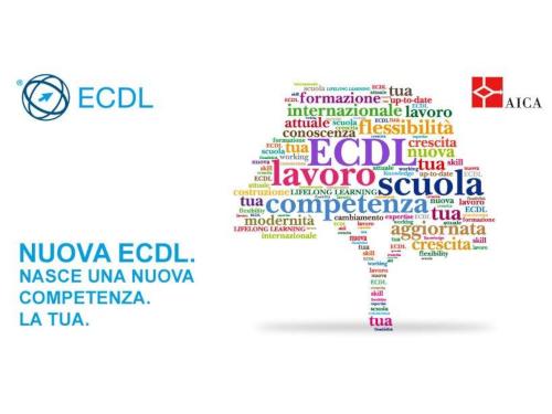 ECDL - ora ICDL - Patente INTERNAZIONALE del computer - Sessione Esami